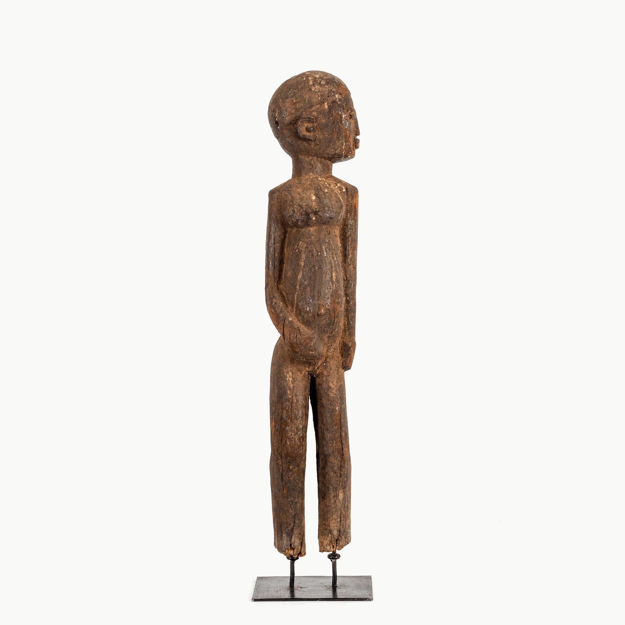Statue Lobi Maison Intègre