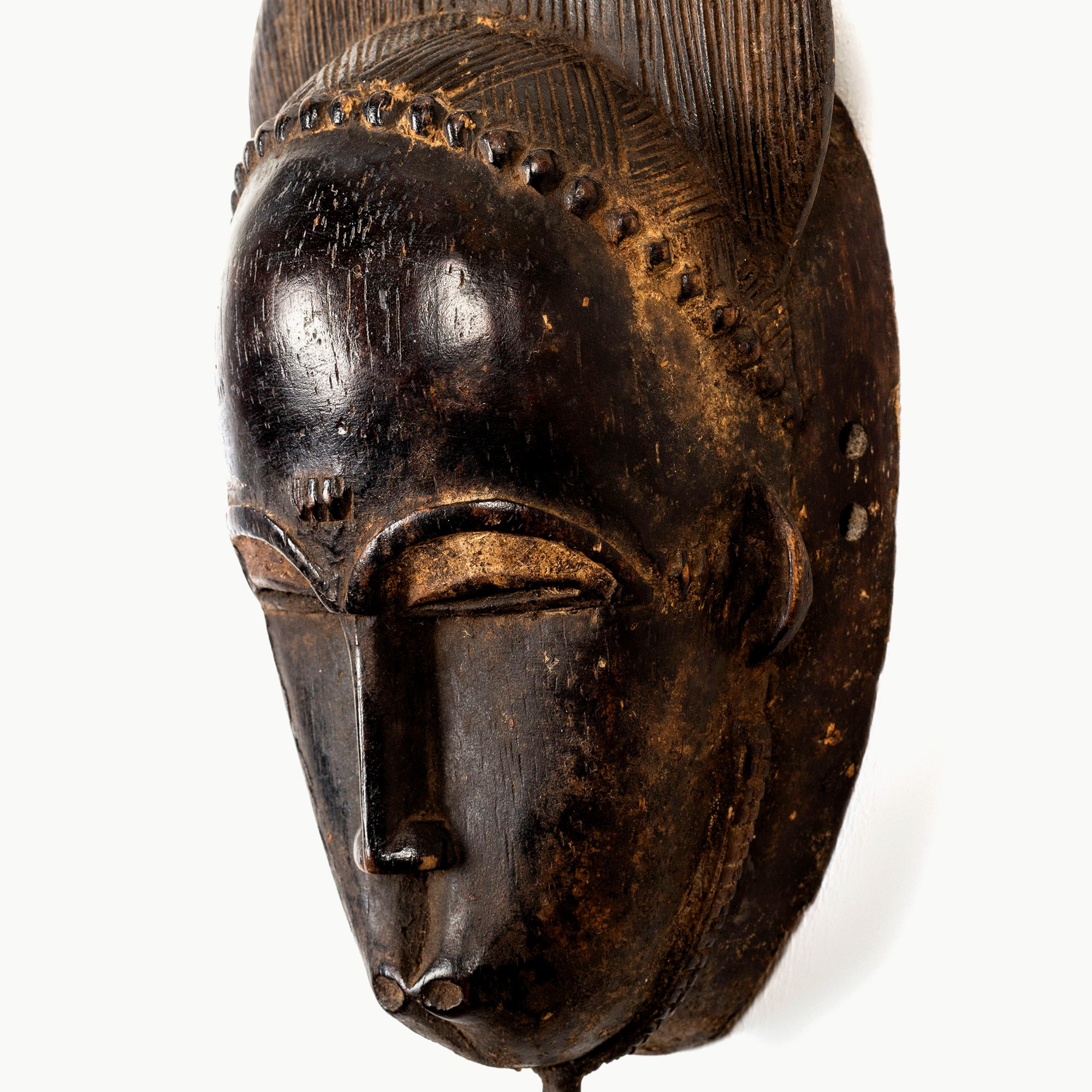 Masque Baoule Maison Intègre